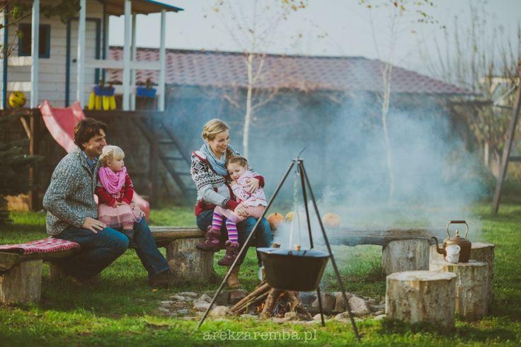 family session, family photography, sesje rodzinne poznan, zdjecia w ciazy, fotografia rodzinna, pomysl na prezent, arek zaremba, ognisko, rodzina, herbata