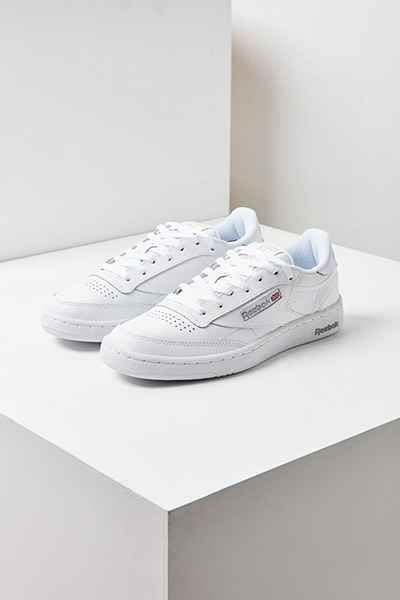 Sneaker Club C 85 Reebok #sneakers #reebok #C85 #white #baskets