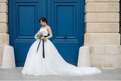 ドレスお譲り②White by verawang レースバレリーナvw351135 の画像|No Happy No Life♡Genuine Wedding&Life