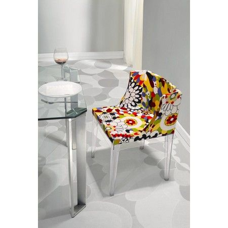 Pizzaro Dining Chair Plastic/Multicolor (Set of 2) - Zuo : Target