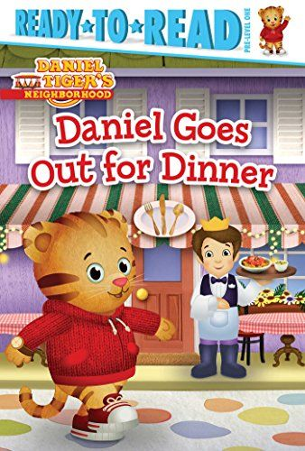 Daniel Goes Out For Dinner By Jason Fruchter