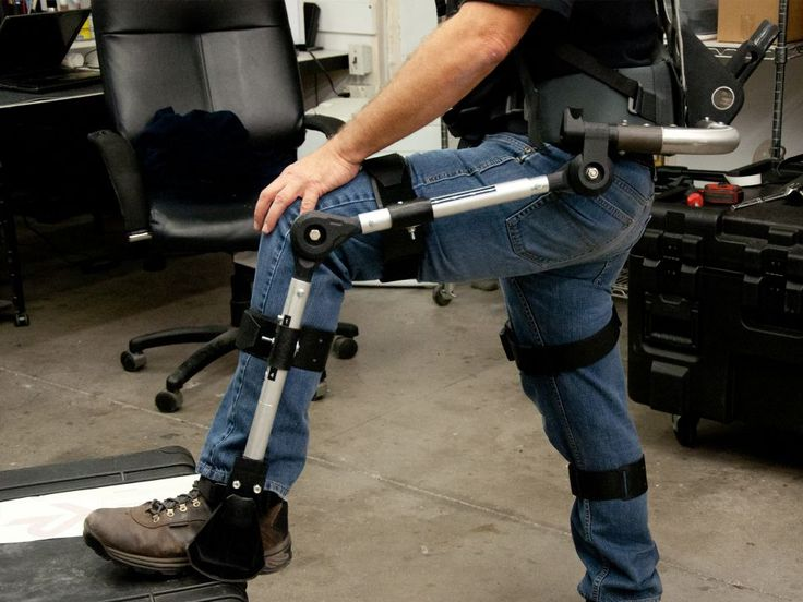 exoskeleton | Lockheed Martin FORTIS Human-Powered Exoskeleton | Industrial ...
