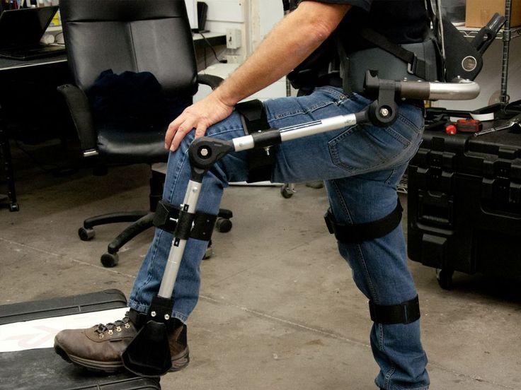 exoskeleton | Lockheed Martin FORTIS Human-Powered Exoskeleton | Industrial ...