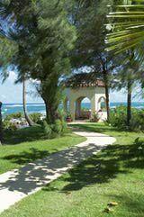 Hyatt Dorado Beach: A romantic beachside gazebo.