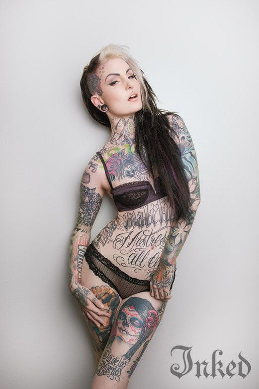 43 best photography women tattoos images on pinterest for Best tattoo magazine