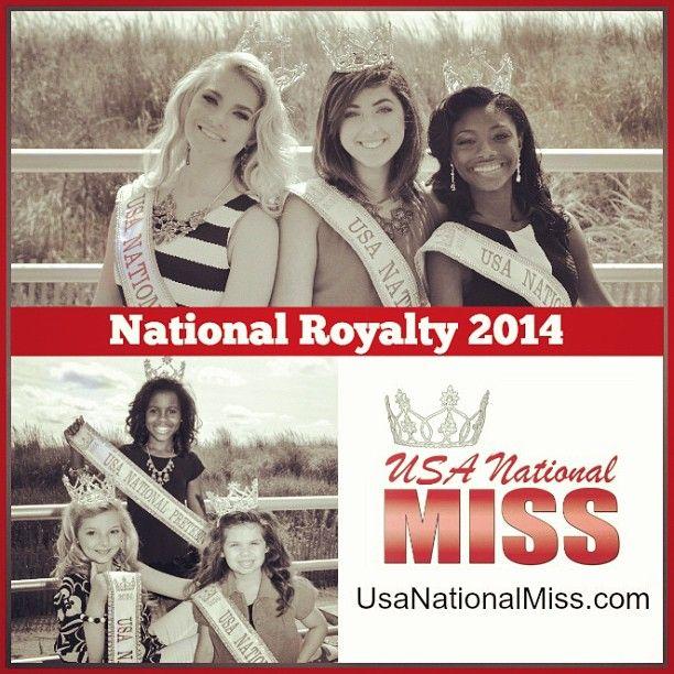 USA National Miss