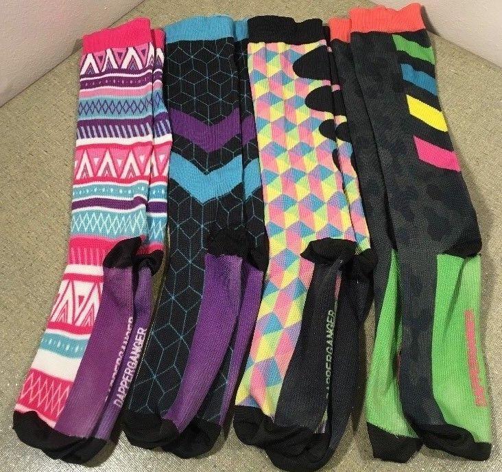 Compression Socks Women for Nurse Varicose Vein Reduction & Nurse Socks S/M 6-8 #DapperGanger
