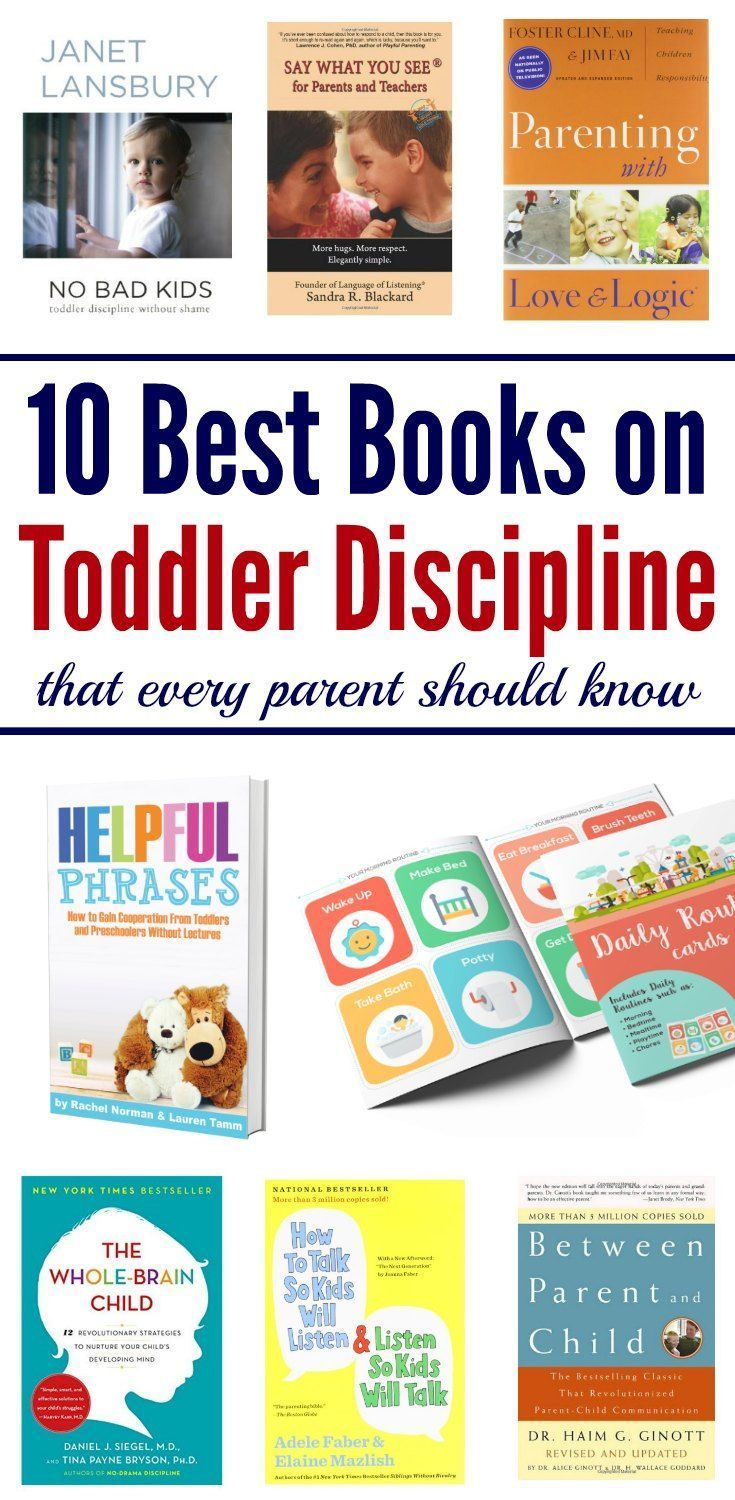 My all-time favorite books on toddler discipline that create a peaceful home, reduce parenting stress, and build the relationship with your child you always wanted. ** Loved this post and got several books on toddlers from the list.