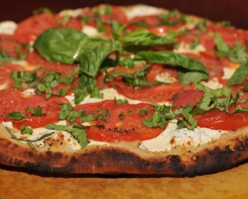 "The World's Largest Pizza is Gluten Free! | Triumph Dining.  ""Ottavia"" is 51,257 lbs of gluten free yumminess!"