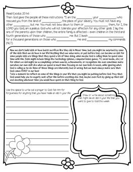 Bright image with regard to printable devotions for tweens