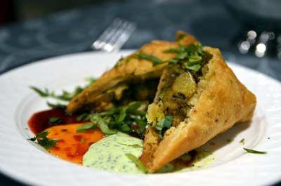 Intialainen ravintola - Nanda Devi