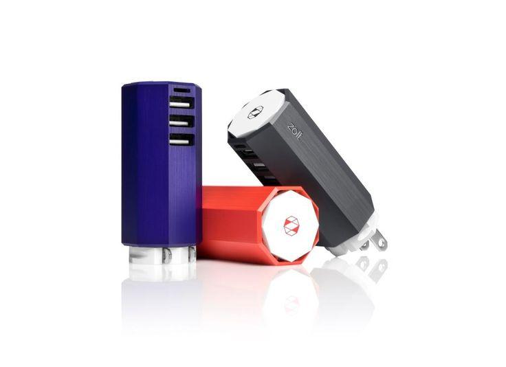 Ontdek de @ZoltCharger, de kleinste draagbare oplader voor verschillende toestellen http://lichtuit.be/article/462 #lichtuit