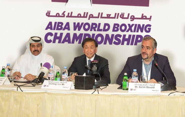 Die Spinnen der Gewichtsklassen der WM 2015 Doha finden Sie hier....