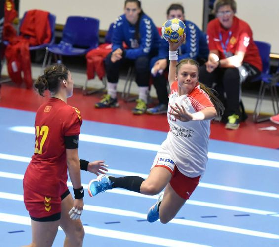 European Handball Federation - Second day of Women's 19 EHF EURO and decisions made / Article