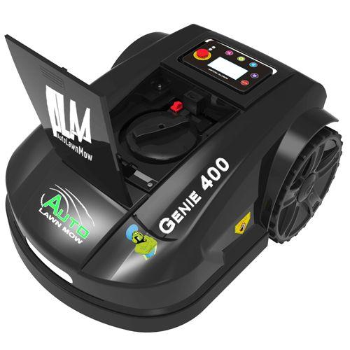Genie 400 Automatic robot lawn mower from AutoLawnMow Wifi App Inc.