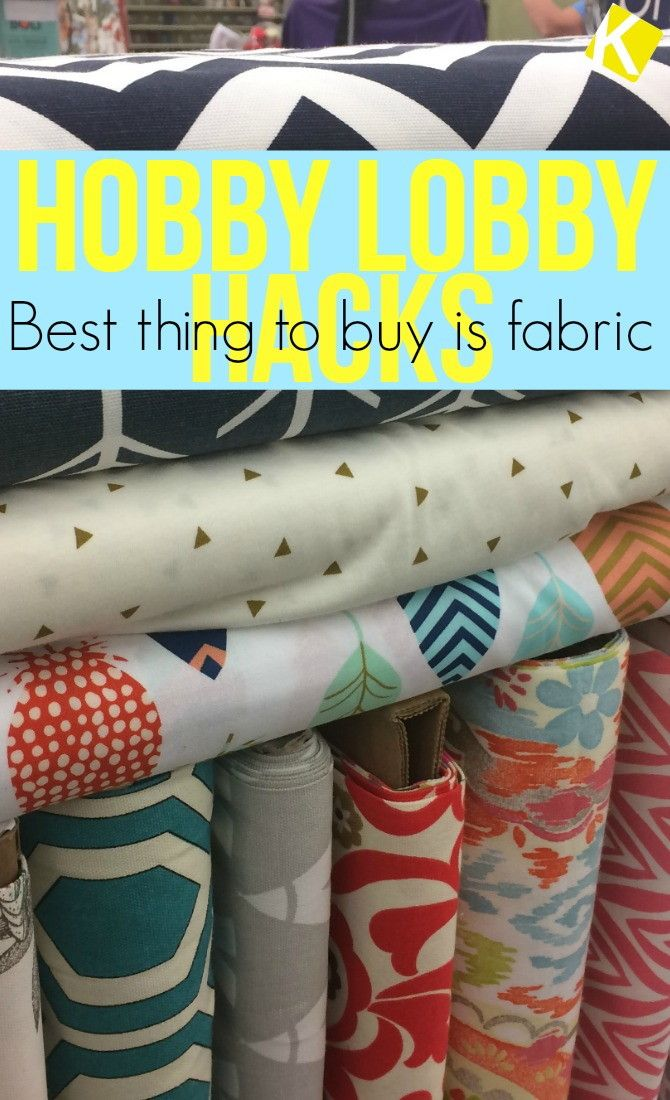 Even though Hobby Lobby only offers one type of coupon, I still save at least 60% (sometimes up to 90%) when I shop there. Here's how...