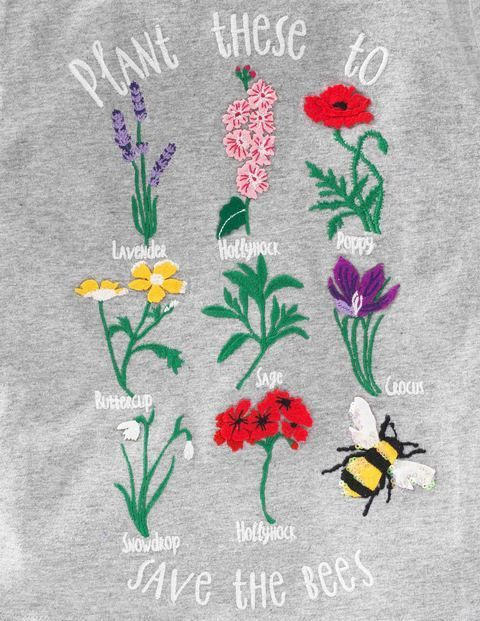 Meadow Wildlife T-shirt 31986 Graphic T-Shirts at Boden