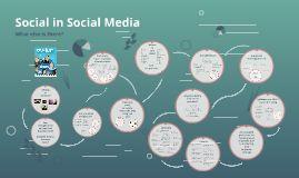 The way Social Media do matter.