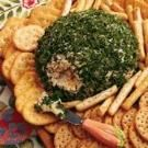 Turkey Cheese Ball Recipe | Taste of Home Recipes