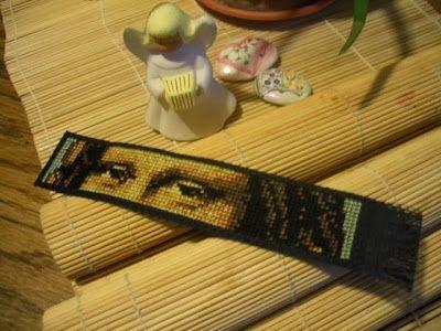 Napcsi - Öltögető: Mona Lisa szemei