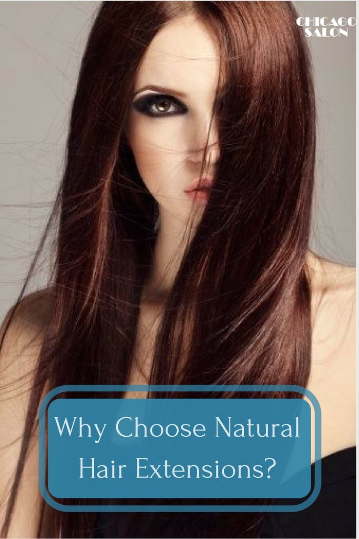Learn the benefits of natural hair extensions .... #hair #hairtips #hairextensions #beauty #hairstyle #chicagohairextensionssalon #naturalhairextensions