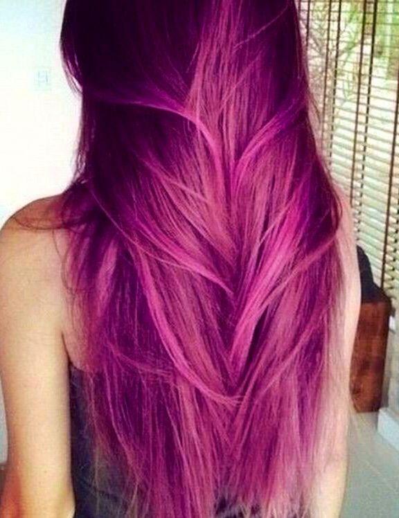 25+ best ideas about Dark Pink Hair on Pinterest | Rose ...