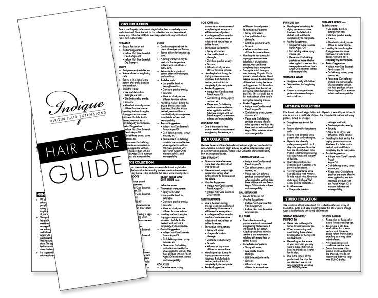 INDIQUE Virgin Hair Extensions | Indique Hair Care
