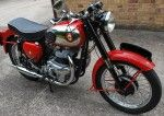 1958 BSA SUPER ROCKET Motorcycle For Sale