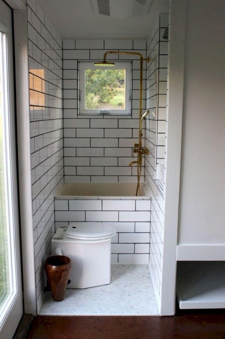 40 stunning rv bathroom remodel ideas budget bathroom on bathroom renovation ideas id=87153