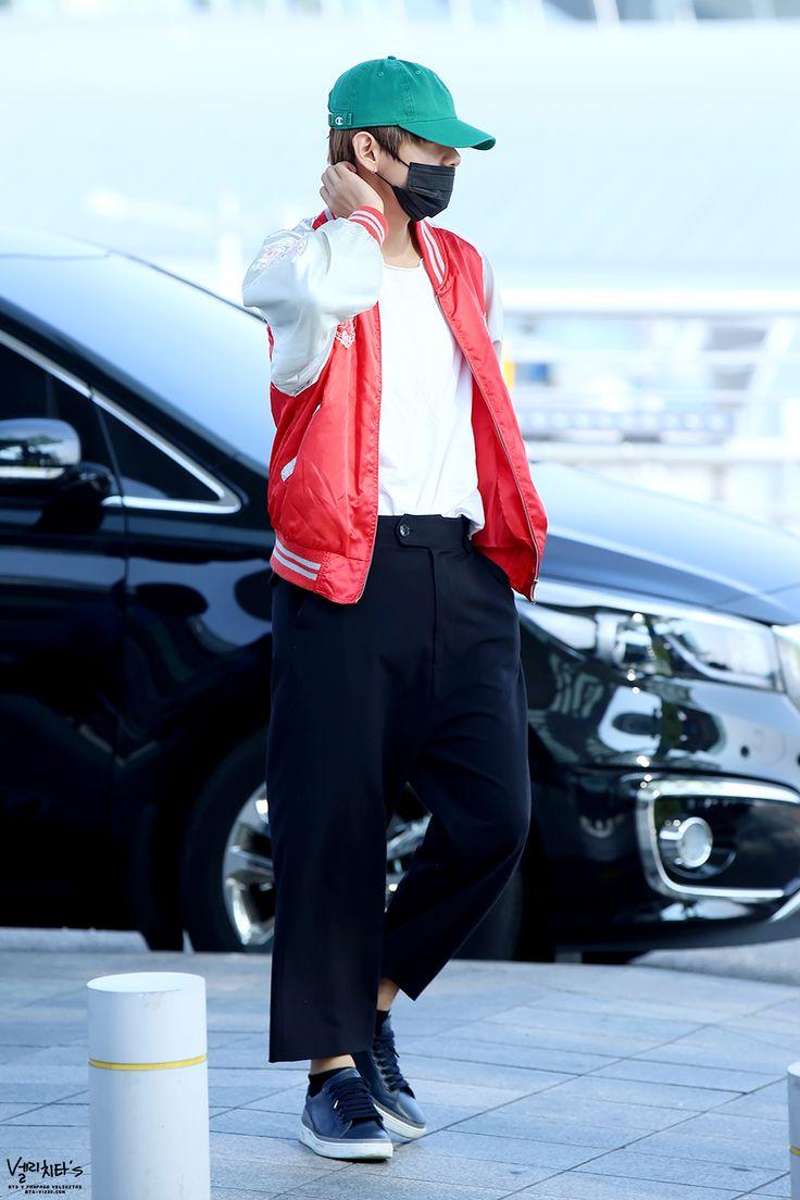 BTS tại sân bay Incheon khởi hành đi San Fransico [150.921]