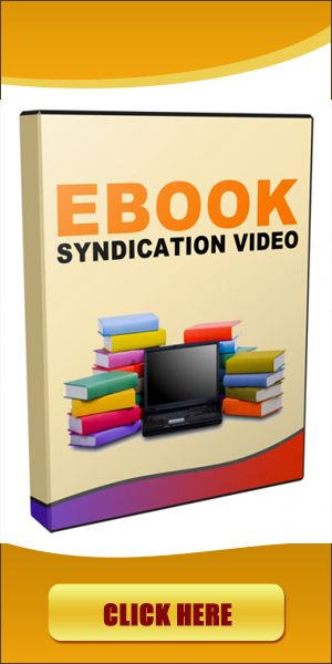 eBook Syndication Sites