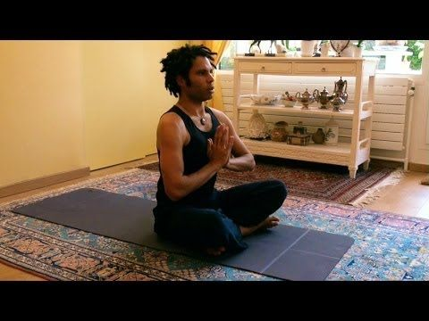 Beginners Yoga Video - non-weight bearing yoga for beginners, injured or overweight people - YouTube This is one of the best beginners videos I've seen. The explanations are thorough and very clear.