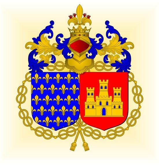 Blanche de Castille (Palencia, 4 mars 1188 - Melun, 27 novembre 1252) Infante de Castille, Princesse de France (1200), puis Reine de consort de France (1223), puis Reine douairière de France (1226)