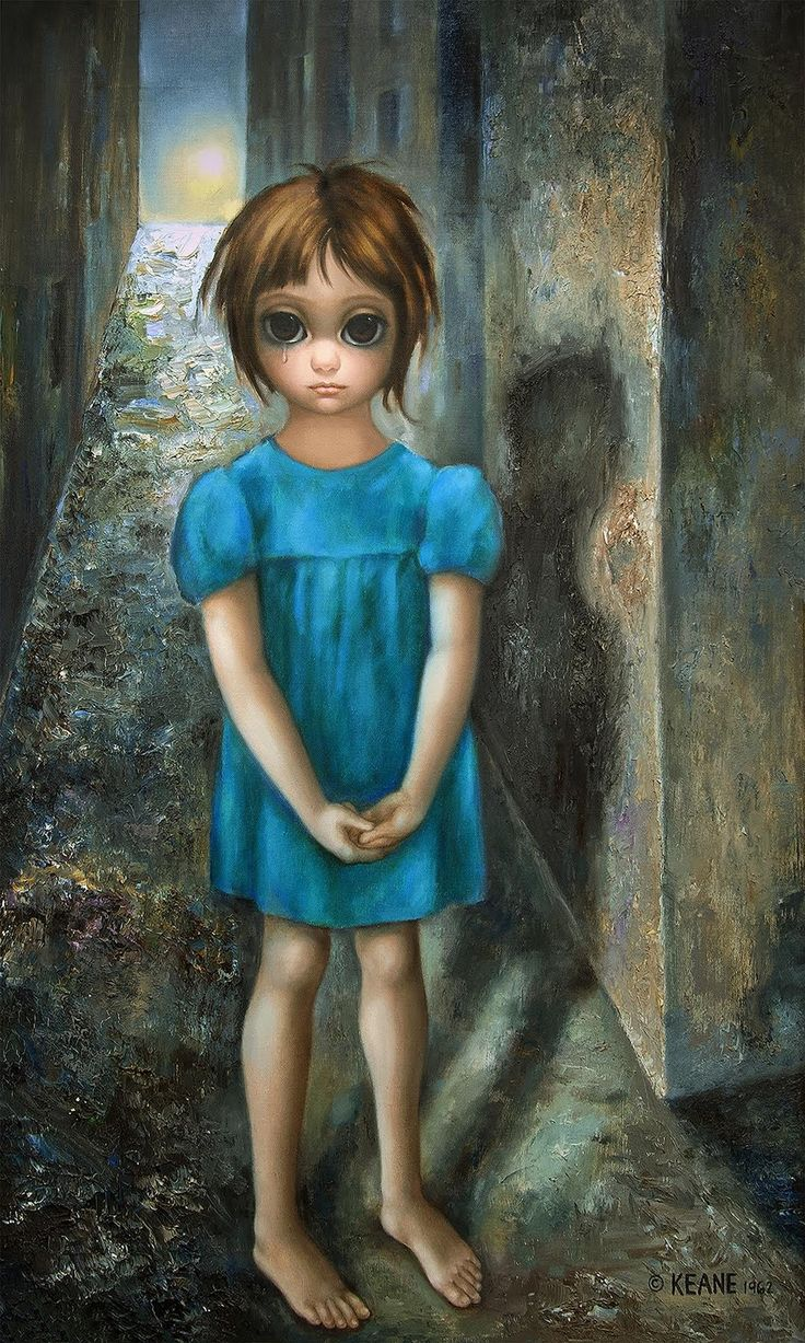 Paintings by Margaret Keane Big Eyes