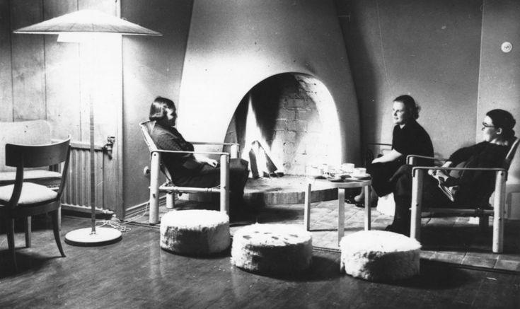 Kolttakönkää Hotell/ Petsamo/ Photo: Aarne Pietinen, 1939