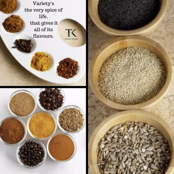 What is the spice of your life?  #TotallyKosher #TuesdayTip #Foodie #SpiceOfLife