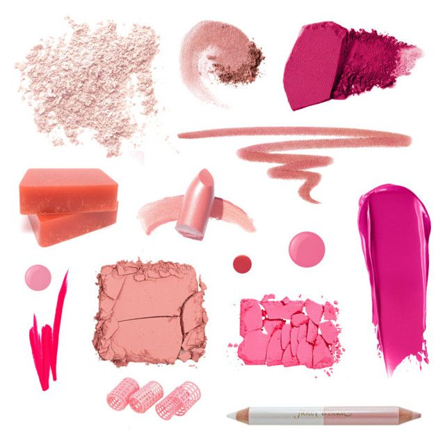 Pink Live by aliceniceworld on Polyvore featuring Illamasqua, NARS Cosmetics, Elizabeth Arden, Bare Escentuals, Jane Iredale, Burberry and Essie