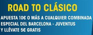 el forero jrvm y todos los bonos de deportes: william hill promocion Road To Clásico Barcelona v...