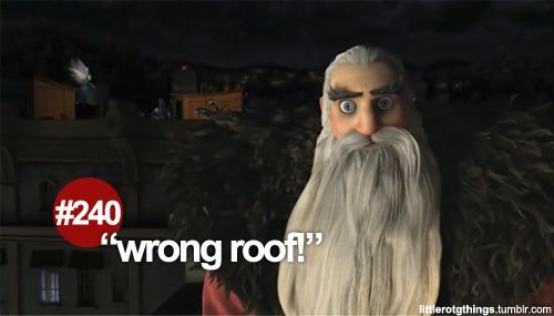 Rise Of The Guardians Wrong Roof 490 Best Images About