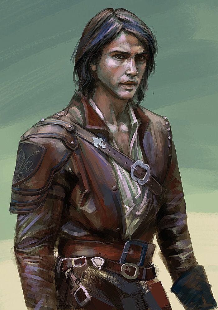 230 besten Fantasy Characters Male Bilder auf Pinterest ...