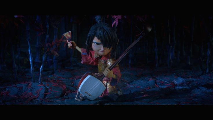 Press Play: Kubo and the Two Strings