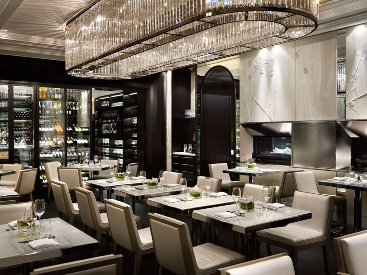 Hawksworth Restaurant Vancouver Interior Design By Munge Leung