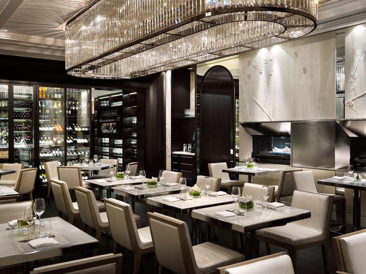 Hawksworth Restaurant, Vancouver. Interior design by ...