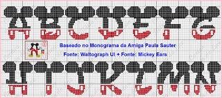 Gráficos Ponto Cruz Angela Bordados