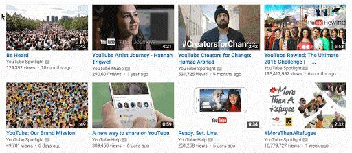 YouTube testa recurso que exibe prévia de vídeos ao passar o mouse