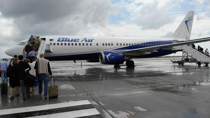 Constanța – Bruxelles cu Blue Air, din 19 mai 2017