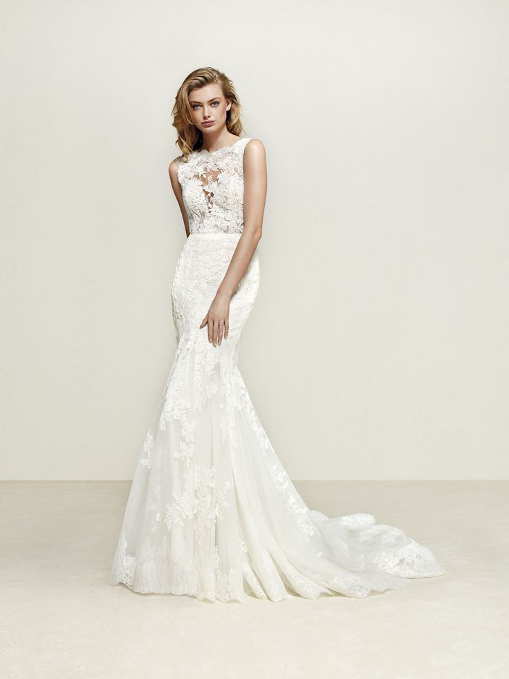 Drill From Pronovias Is Available At Sincerely, The Bride Located In The  Vancouver, WA