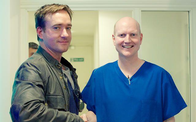 Matthew Macfadyen describes his laser eye surgery at Focus  More at: http://www.focusclinics.com/about-focus/matthew-macfadyen/