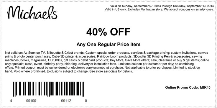Michaels, Joanns, Hobby Lobby and AC Moore Coupons, Giveaway and Projects!