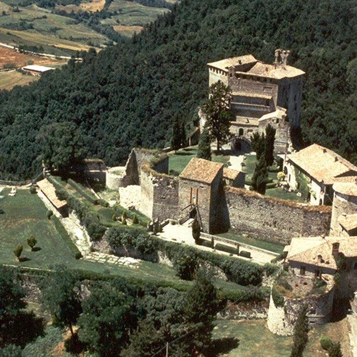 Castello di Rocca D'Olgisio Luoghi, Castello